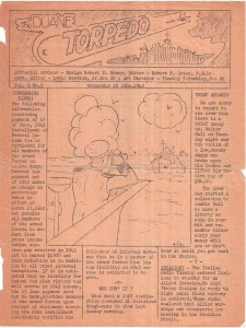 The Duane Torpedo - June 16, 1943 Page 1
