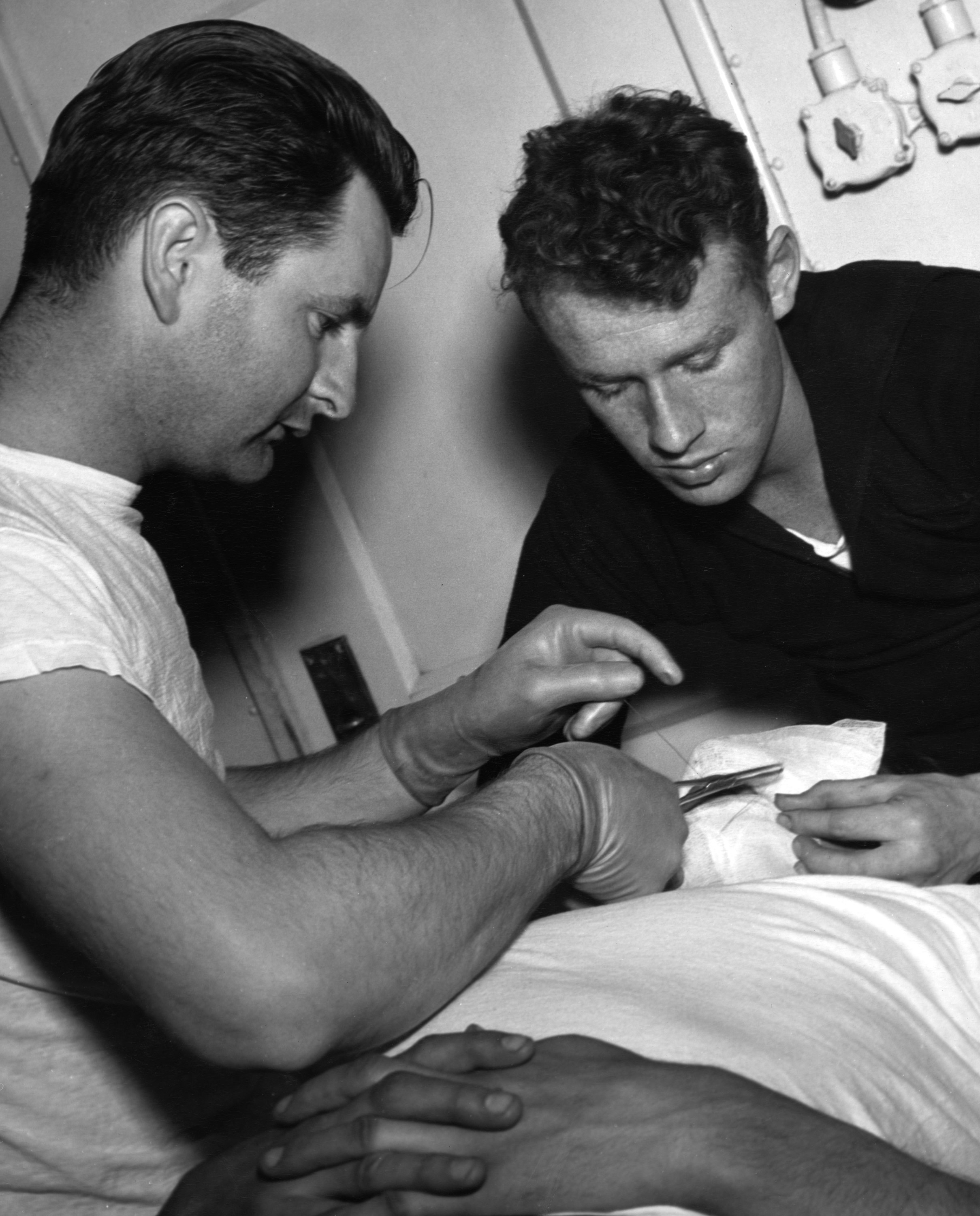 1945 - Minor Surgery Performed by Ph. M Baker and Ph. M. Schaefer